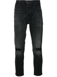 Neuw Ripped Jeans Black