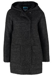 Twintip Classic Coat Dark Grey Melange Mottled Dark Grey