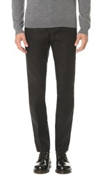 Rag And Bone Grant Suit Trousers Black