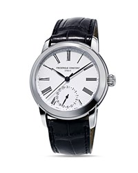 Frederique Constant Classics Watch 42Mm White Black