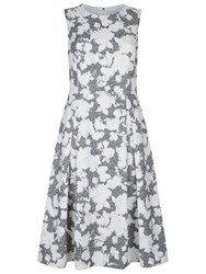 Damsel In A Dress Floral Corset Maya Ivory Black