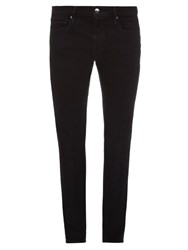 Frame Denim L'homme Skinny Leg Denim Jeans Black