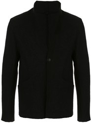 The Viridi Anne Textured Stand Up Collar Jacket 60
