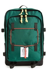 Topo Designs Men's Stack Pack Backpack Green Forest