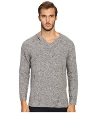 Marc Jacobs Olympia Knit Sweater Grey
