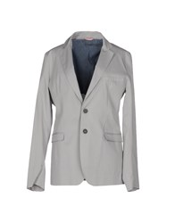 Macchia J Suits And Jackets Blazers Women Light Grey
