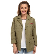 Billabong Off The Record Jacket Off The Record Jacket Women's Coat Olive