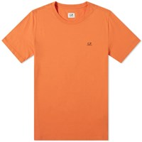 C.P. Company Logo Tee Orange