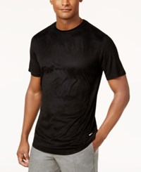 Sean John Men's Suede T Shirt White
