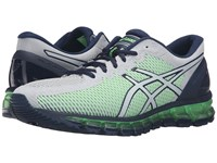 Asics Gel Quantum 360 Cm Mid Grey White Green Gecko Men's Running Shoes