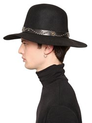 Htc Hollywood Trading Company Lapin Felt Brimmed Hat