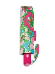 Lilly Pulitzer Big Flirt Travel Umbrella No Color
