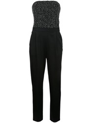 Alice Olivia Jeri Jumpsuit Black