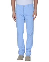 Lardini Trousers Casual Trousers Men Sky Blue