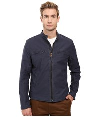 Lucky Brand Bedford Racer Jacket Black Iris Men's Coat