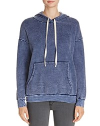 Project Social T Marty Pocket Hoodie Blue