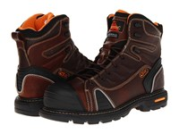 Thorogood 6 Lace To Toe Brown Tumbled Men's Work Boots