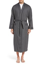 Majestic International Men's Sateen Robe