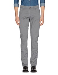 Liu Jo Man Casual Pants Grey