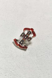 Urban Outfitters Guns N' Roses Appetite For Destruction Pin Red