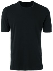 The Viridi Anne Slim Fit T Shirt Black