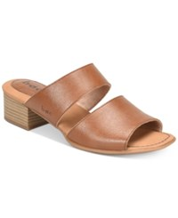 B.O.C. Lyanna Dress Sandals Women's Shoes Light Brown