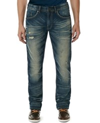 Buffalo David Bitton Casper X Knit Stretch Jeans