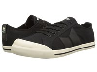 Macbeth Eliot Vegan Black Black Cement Skate Shoes