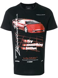 Blood Brother Speed T Shirt Cotton Black