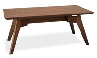 Gus Design Group Span Dining Table Multicolor