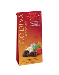 Godiva Holiday Wrapped Truffle Bag