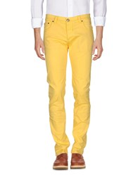 Nicwave Casual Pants Yellow