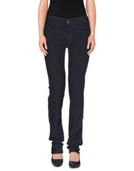 Transit Par Such Trousers Casual Trousers Women Dark Blue