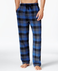 Perry Ellis Buffalo Plaid Flannel Pajama Pants