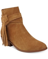 Guess Women's Camrin Booties Women's Shoes Natural