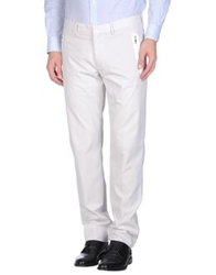 Neil Barrett Casual Pants Light Grey