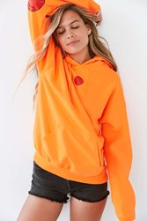 Urban Outfitters Everything Is Fine Hoodie Orange