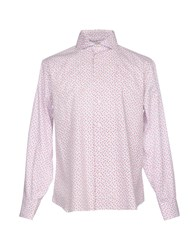 Angelo Nardelli Shirts Red