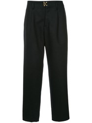 Kolor Tapered Trousers Blue