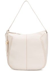 Liu Jo Classic Shoulder Bag Neutrals