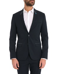 Ikks Pure Navy Blue Jacket