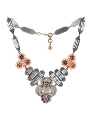 Lulu Frost Ingrid Floral Crystal Necklace
