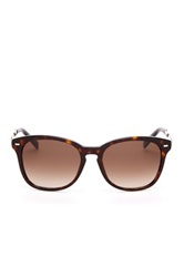 Hugo Boss Unisex Round Sunglasses Brown
