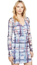 Parker Mildura Dress Ashberry Tie Dye