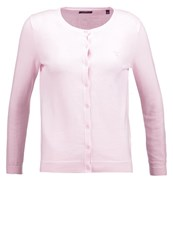 Gant Cardigan Light Pink Rose