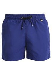 Hom Marina Swimming Shorts Cosmic Blue