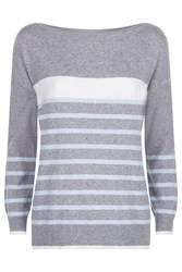 Fenn Wright Manson Zeus Jumper Grey