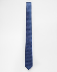 French Connection Tie Blue