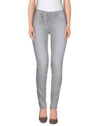 Marani Jeans Denim Pants Grey