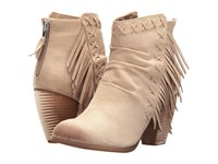 Not Rated Angie Cream Women's Boots Beige